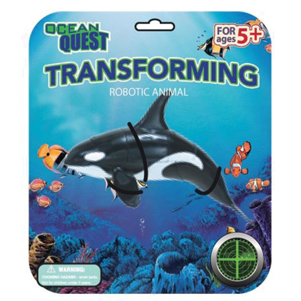 ORCA TRANSFORMER