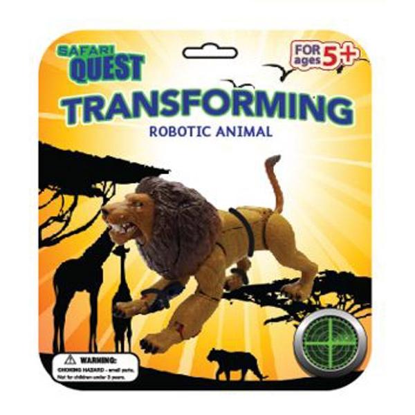 LION TRANSFORMER