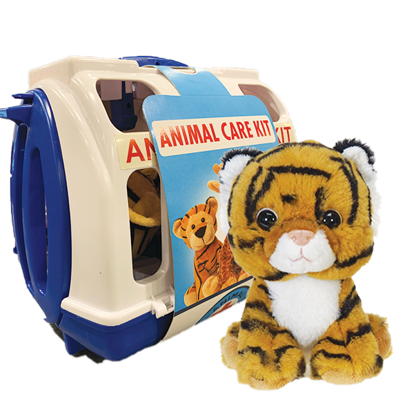 TIGER ANIMAL CARE KIT