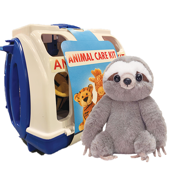 SLOTH ANIMAL CARE KIT