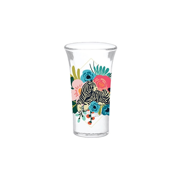 FLORAL TIGER SHOOTER