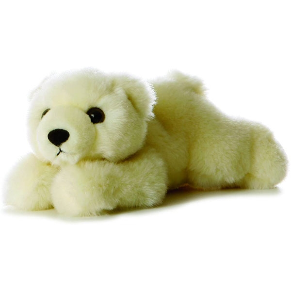 MINI FLOPSIE POLAR BEAR