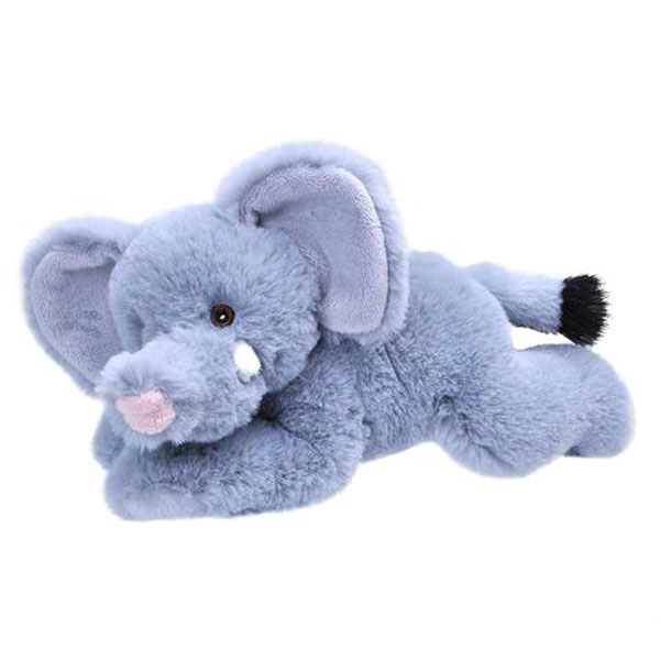 "AFRICAN ELEPHANT 8"" ECOKINS"