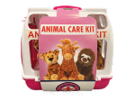 GIRAFFE ANIMAL CARE KIT PINK